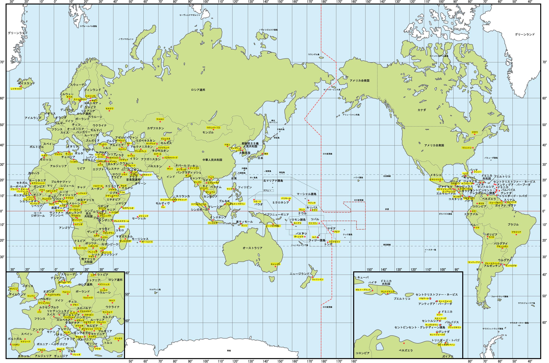 すべての講義 アジア地図国名入り : そうすると、その地理的な条件 ...